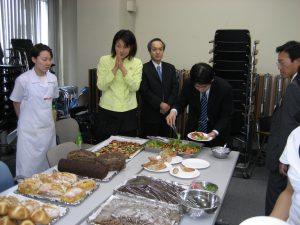 健康と安心安全の食文化 勉強会 JPB パン職人の会