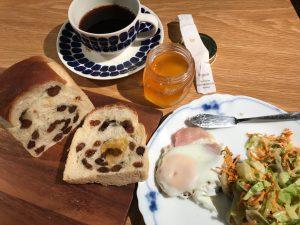 ビンテージ2018レーズ食パン