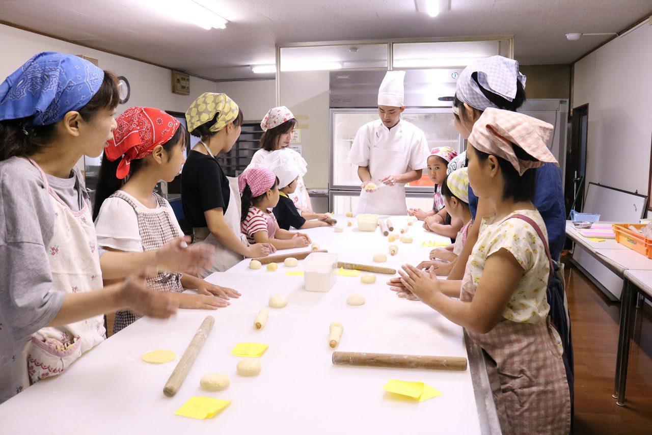 12.6(日) 午後コース[毎週日曜開催 パン作り体験]