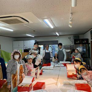 パンラボ 石窯パン教室